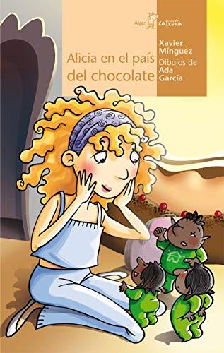 9788498453027: Alicia en el país del chocolate: 61 (Calcetín)