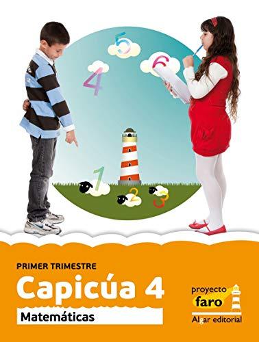 9788498454796: Capicúa 4 (Proyecto Faro): Matemáticas. Segundo ciclo de Primaria. 4 curso: 3 - 9788498454796