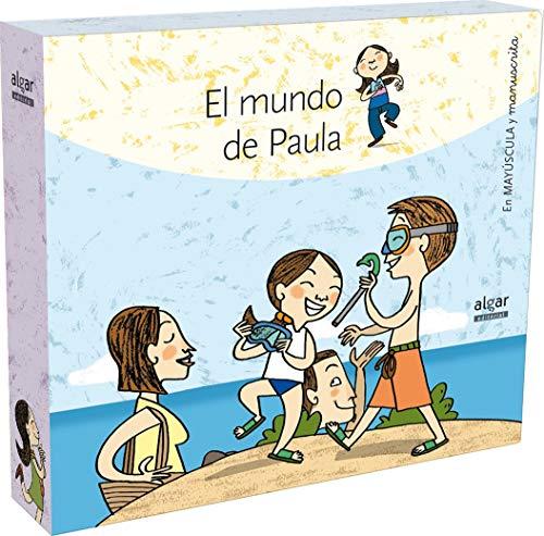 9788498455830: El Mundo De Paula - Edición En Doble Grafía