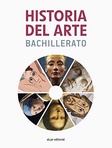 9788498458367: Historia del arte. Bachillerato