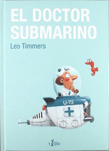 9788498461350: El doctor submarino