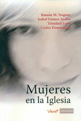 9788498462173: Mujeres en la Iglesia (Sabidurías)
