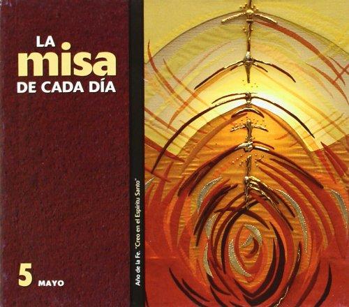 9788498467222: La misa de cada día. Ciclo C (San Lucas), año 2013: La Misa De Cada Día. Mayo 2013: 5