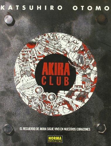 9788498470192: AKIRA CLUB (CÓMIC MANGA)