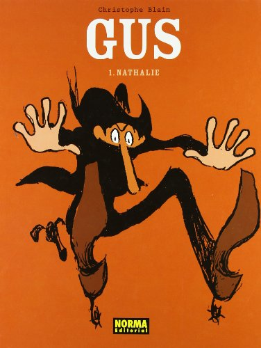 9788498470338: GUS 1. NATHALIE (CÓMIC EUROPEO)