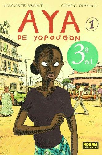 9788498470352: AYA DE YOPOUGON 1 (NÓMADAS)