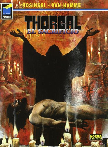 9788498470482: THROGAL 29 EL SACRIFICIO
