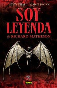 9788498471168: SOY LEYENDA RICHARD MATHESON