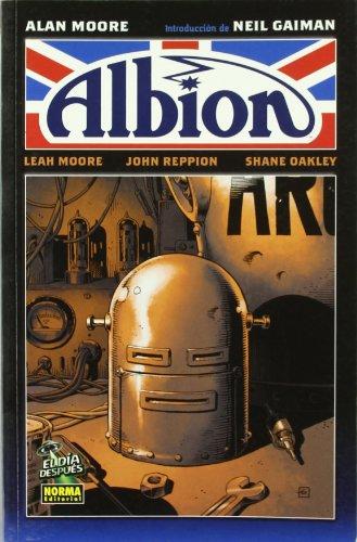 9788498471243: ALBION ALAN MOORE LEAH MOORE JOHN REPPIO