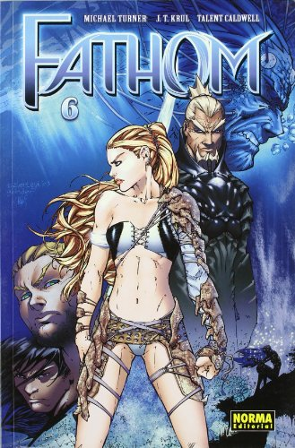 9788498471397: Fathom 6 (Spanish Edition)