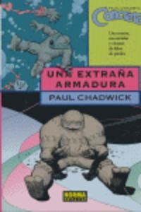 9788498471427: Concrete 6 Una extrana armadura/ Strange Armour (Spanish Edition)