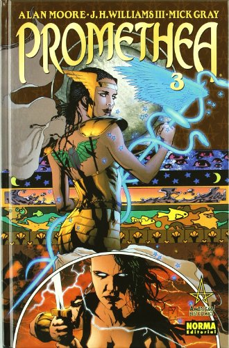 9788498471519: PROMETHEA 3 (ABC Comics)