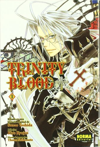 9788498471939: Trinity Blood 1