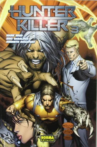 HUNTER/KILLER 3. - WAID, MARK / BASALDUA, ERIC