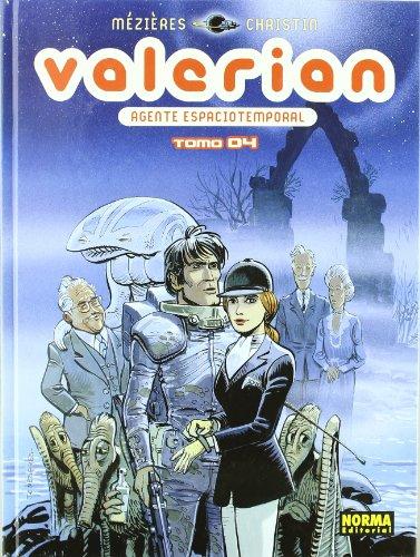9788498472288: Valerian: Agente Espaciotemporal 4 / Valerian: Spatio-Temporal Agent 4 (Spanish Edition)
