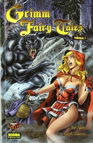 Grimm Fairy Tales Vol. 1 - Joy Tyler - JOY TYLER