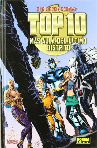 9788498473650: TOP TEN: MÁS ALLÁ DEL ÚLTIMO DISTRITO (ABC Comics)