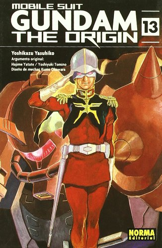 9788498473841: GUNDAM THE ORIGIN 13 (CÓMIC MANGA)