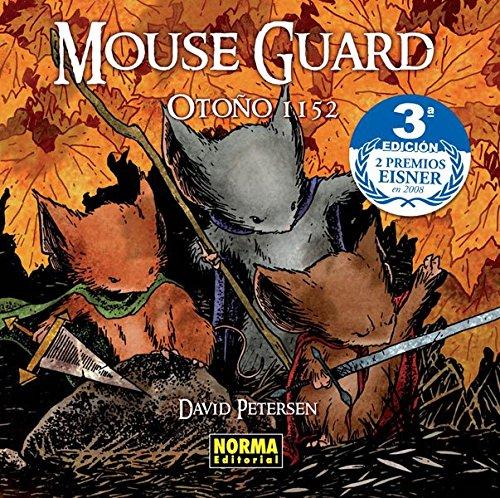 9788498474657: Mouse Guard Otono 1152 / Fall 1152 (Spanish Edition)
