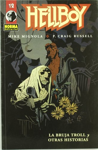 9788498475036: Hellboy 10: La Bruja Troll Y Otras Historias/ the Troll Witch and Other Stories (Spanish Edition)