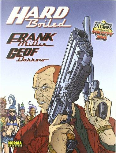 9788498475135: HARD BOILED (FRANK MILLER)