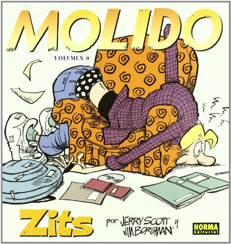9788498475142: ZITS 09. MOLIDO (HUMOR)