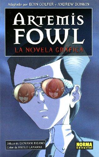 9788498475159: Artemis Fowl (Artemis Fowl The Graphic Novel) (Spanish Edition)