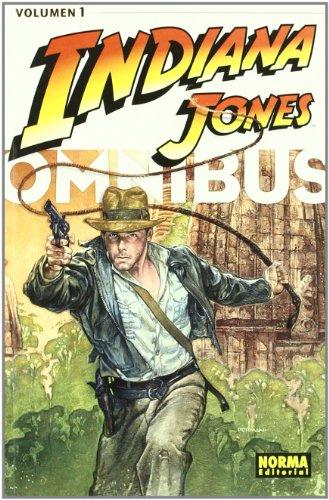 9788498475166: Indiana Jones Omnibus 1 (Spanish Edition)