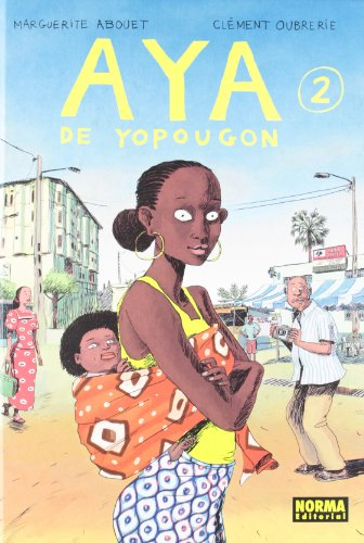 Aya de Yopougon 2 / Aya of Yop City 2 (Hardback) - Marguerite Abouet, Clement Oubrerie