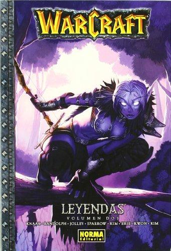 Warcraft Leyendas 2/ Legends 2 (Spanish Edition): Varios Autores