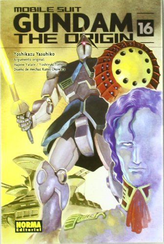9788498476439: GUNDAM : THE ORIGIN 16