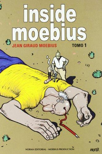 9788498476965: Inside Moebius 1 (Spanish Edition)