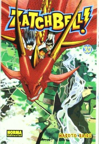 9788498477580: Zatch Bell! 30 (Spanish Edition)