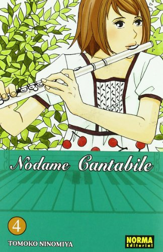 9788498477634: Nodame Cantabile 4 (Spanish Edition)