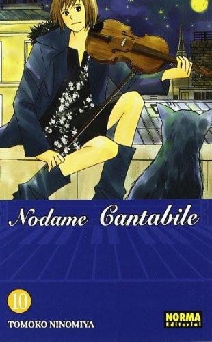 9788498477696: NODAME CANTABILE10 TOMOKO NINOMIYA