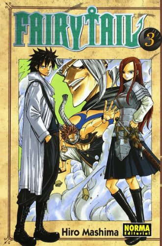 9788498478204: FAIRY TAIL 03 (CÓMIC MANGA)