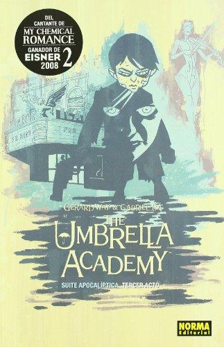 9788498478662: The Umbrella Academy 3