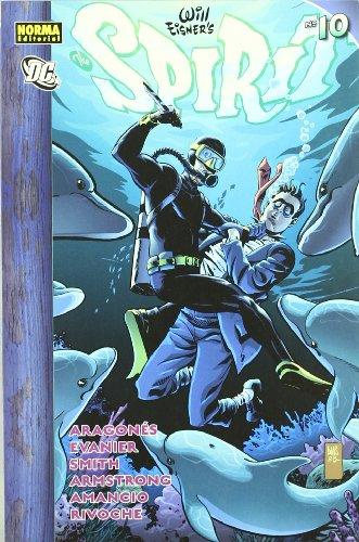 The Spirit 10 (Spanish Edition) (8498478766) by Sergio Aragones; Mark Evanier