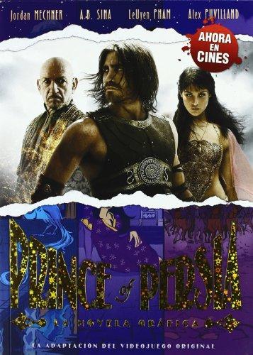 9788498478884: Prince of Persia: La novela grafica/ The Graphic Novel (Spanish Edition)