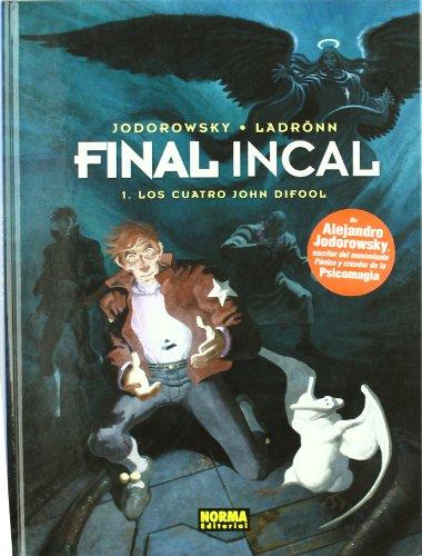 9788498478921: Fincal Incal 1: Los Cuatro John Difool / The Four John Difool (Spanish Edition)