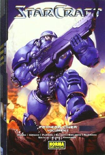 9788498479089: Starcraft primera linea 1 / Starcraft Frontline (Spanish Edition)