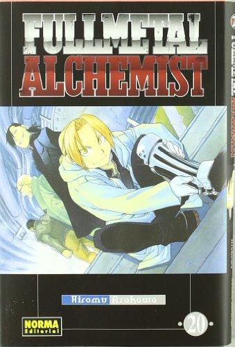 9788498479201: Fullmetal Alchemist 20 (Spanish Edition)