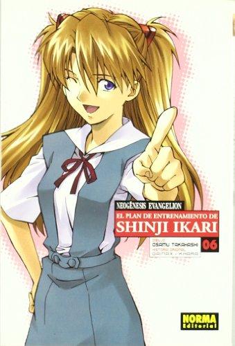 9788498479300: Neogenesis Evangelion: El plan de entrenamiento de Shinji Ikari 6