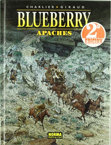9788498479317: Blueberry 49: Apaches (Spanish Edition)