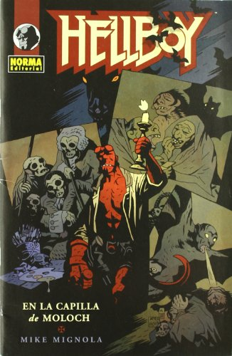 9788498479362: Hellboy En la Capilla de Moloch/ In the Chapel of Moloch (Spanish Edition)