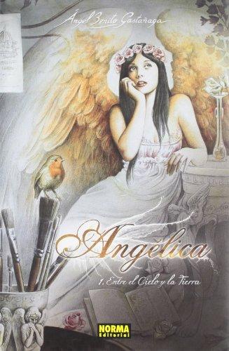 9788498479386: Angelica 1: Entre el cielo y la tierra/ Between the Sky and the Earth (Eclipse) (Spanish Edition)