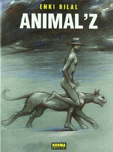 9788498479874: Animal'z (Spanish Edition)