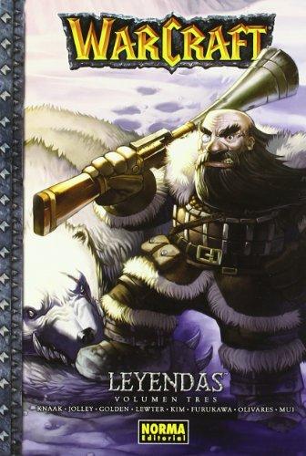 9788498479966: WARCRAFT: LEYENDAS 3 (CÓMIC MANGA)