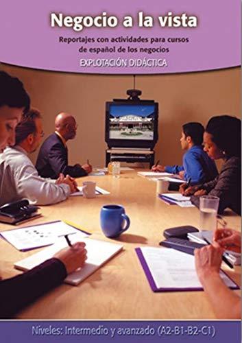 9788498480085: Negocio a La Vista: Book + DVD (Spanish Edition)