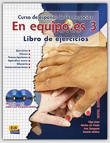 En equipo.es 3 - Libro del ejercicios: Zaragoza Andreu, Ana,